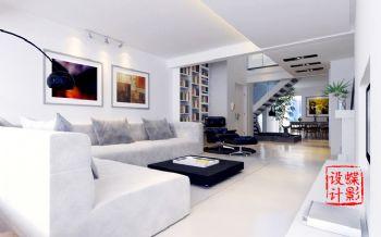 450平米简约北欧大宅设计