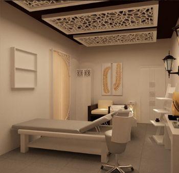 郑州美容院装修设计通过细节体现人文关怀