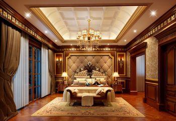 奥山博爵堡美式风格别墅