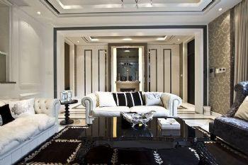 150平米欧式古典奢华装修案例