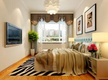 現代簡約二居室設計案例現代簡約風格二居室