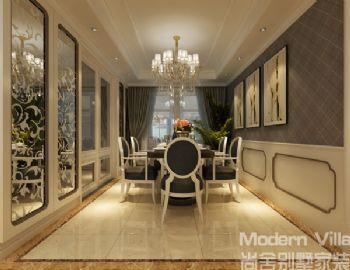 中海国际社区现代风格大户型