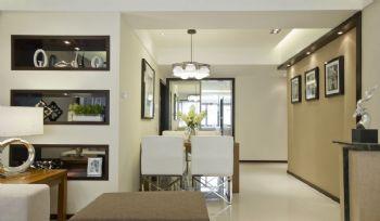 邦克装饰——21幢样板房中式风格三居室