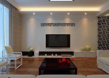 悦蓝山现代风格二居室