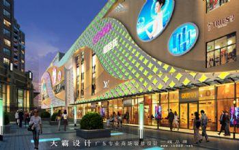 購物中心設計方案|新款體驗式購物中心設計效果圖欣賞