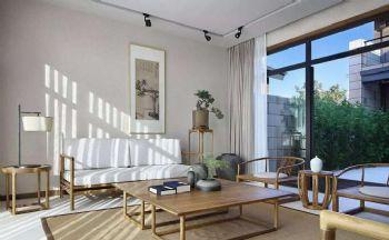 中式禅意别墅设计案例欣赏