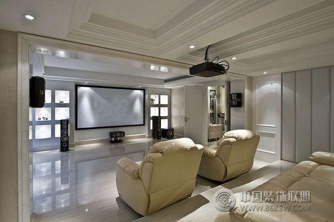 案例:古典奢华豪宅实景欣赏 类型:家装风格:欧式风格
