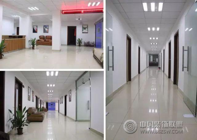 广州南大社区余庆堂-医院装修图片