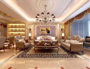 法式新古典奢华大户型设计