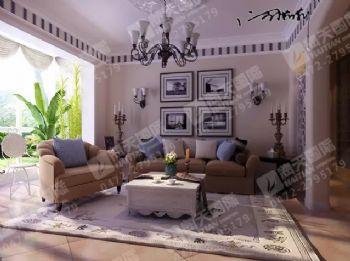 【海天整装家居体验馆】设计师 闫莉莉 | 美式风格美式风格小户型