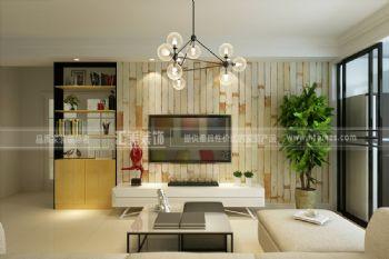 家·世界现代风格小户型