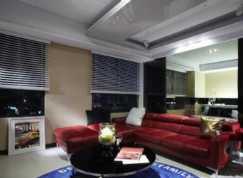 二室二厅现代公寓装修