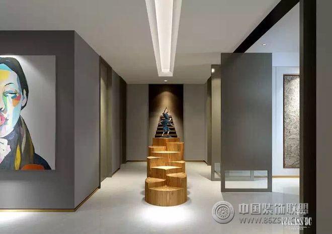 案例:现代工业风别墅设计图欣赏