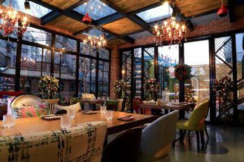沈阳鲜虾宴休闲主题餐厅装修图片