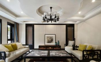 360平米新中式别墅设计