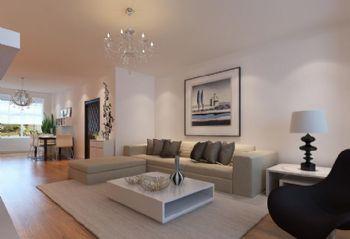 远创紫樾台2欧式风格三居室
