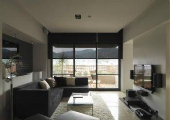 绿地城-简约两居室简约风格小户型