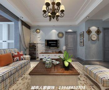 集各種風格于一身的混搭主義風格混搭風格三居室