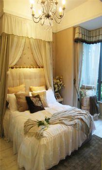 红星国际12田园卧室装修图片