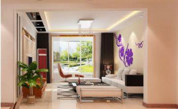 龙城国际-现代风格现代风格小户型