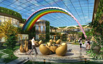 城市综合体设计效果图:中山协成广场设计方案