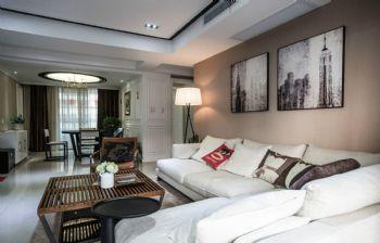 汇景轩3现代风格二居室
