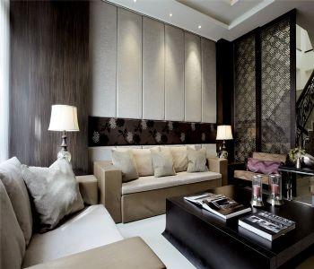 香邑廊橋中式客廳裝修圖片