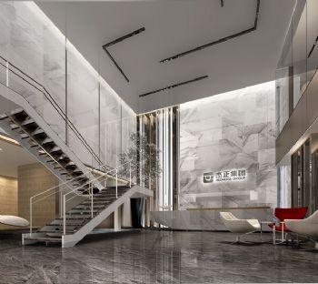 青岛办公大楼设计案例