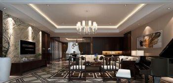 269平米新中式四居设计案例