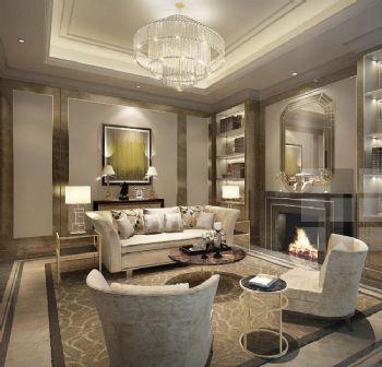 皇家花园服务式公寓设计