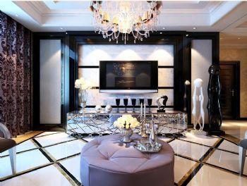 盛世华庭-现代风格-两居室