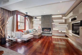 個性大氣豪華復式公寓