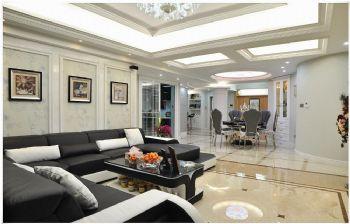 136平米低调欧式设计三居