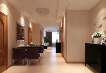 中海净月华庭11现代简约风格二居室