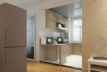 华大城现代简约风格二居室