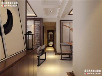 淮南水木南山装饰-中式风格中式风格小户型