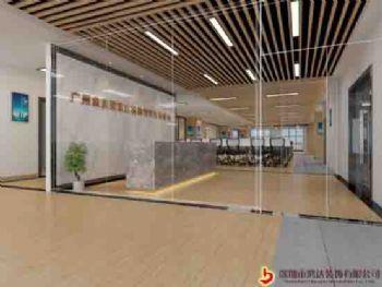 办公室装修广州余庆堂医疗投资管理有限公司设计心得