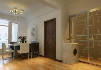 金色橄榄城13现代简约风格二居室