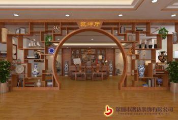 东莞办公室装修设计说明