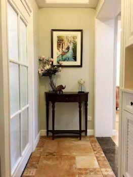兰州实创装饰83㎡美式风两居室,再现美式经典