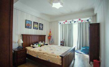 北京水木南山装饰公司美式风格实景图欣赏现代风格二居室