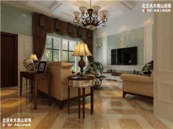 滟澜山——美式风格美式风格别墅
