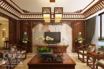 达旗博泰贵族 320m²中式风格大户型
