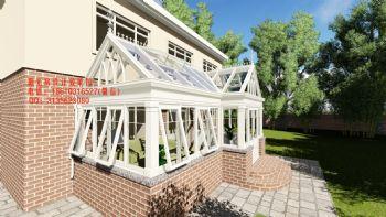 纯实木阳光房设计效果图欧式风格别墅