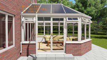 维多利亚阳光房设计效果图美式风格别墅