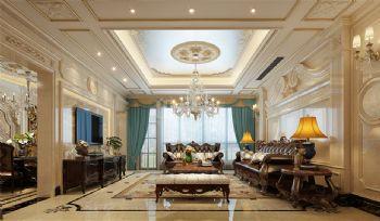 高端别墅设计案例:江南坊欧式风格别墅