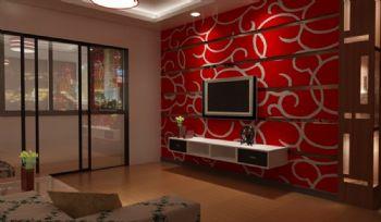 柏林新村现代简约风格二居室