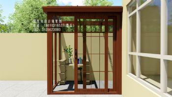 D6304广州阳光房设计效果图
