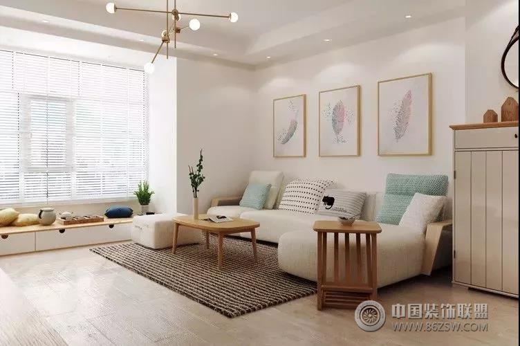 【花城香树】北欧混搭日系客厅-表单装修图片formuiv客厅风格图片