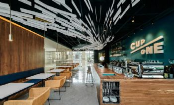 CUPONE北京佳程店写字楼装修图片